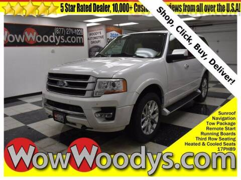 2017 Ford Expedition for sale at WOODY'S AUTOMOTIVE GROUP in Chillicothe MO