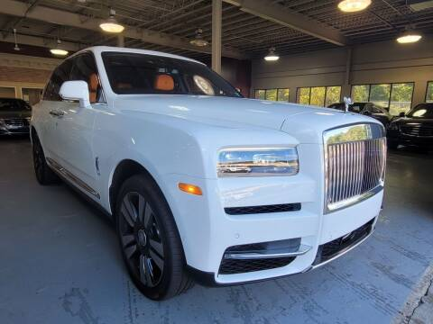 2020 Rolls-Royce Cullinan for sale at AW Auto & Truck Wholesalers  Inc. in Hasbrouck Heights NJ