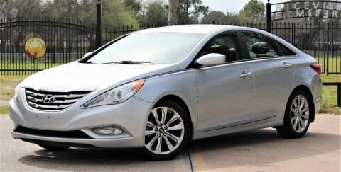 2013 Hyundai Sonata for sale at Texas Auto Corporation in Houston TX