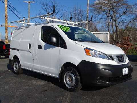 2017 Nissan NV200 for sale at Sandy Motors Inc in Coventry RI