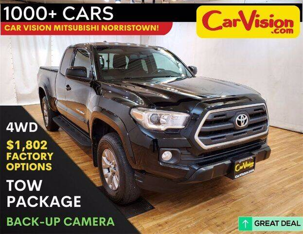 2017 Toyota Tacoma for sale in Norristown, PA