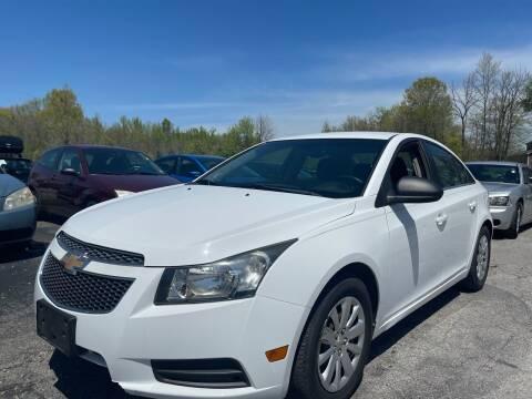 2011 Chevrolet Cruze for sale at Best Buy Auto Sales in Murphysboro IL
