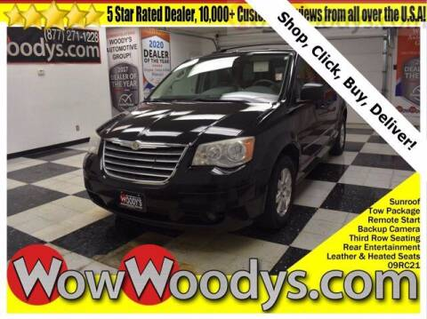2009 Chrysler Town and Country for sale at WOODY'S AUTOMOTIVE GROUP in Chillicothe MO