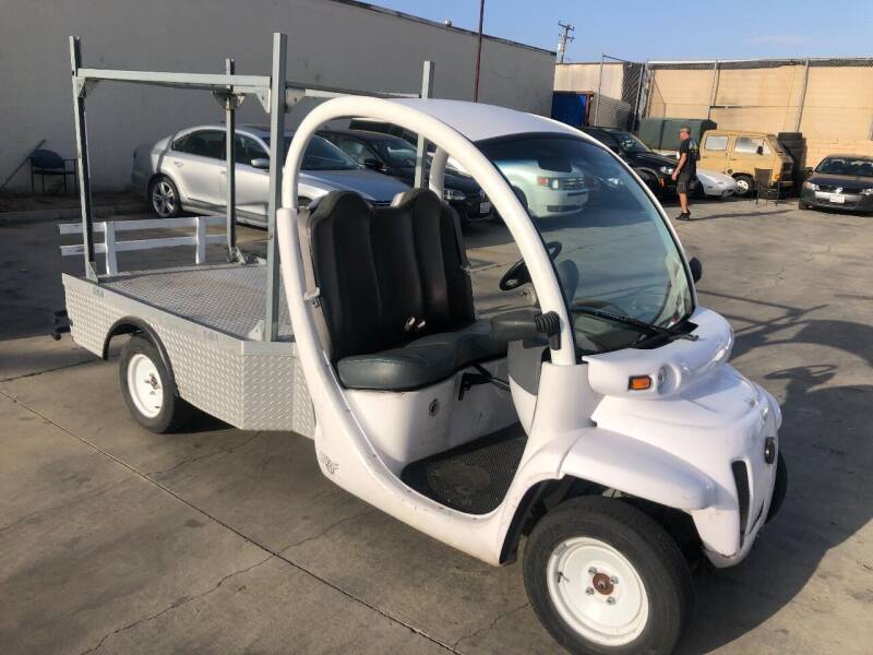 2002 GEM E825 for sale at OCEAN IMPORTS in Midway City CA