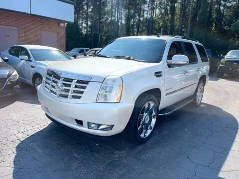 2010 Cadillac Escalade for sale at Magic Motors Inc. in Snellville GA