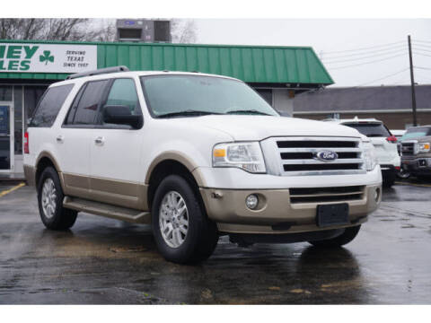 2013 Ford Expedition for sale at Maroney Auto Sales in Humble TX