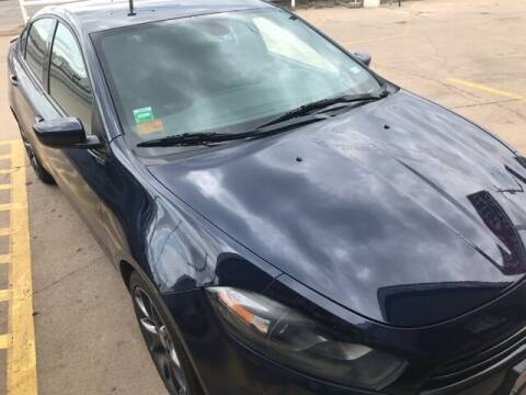 2016 Dodge Dart for sale at FREDY KIA USED CARS in Houston TX