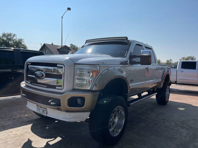 2011 Ford F-250 Super Duty for sale at Pammi Motors in Glendale CO