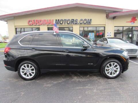 2015 BMW X5 for sale at Cardinal Motors in Fairfield OH