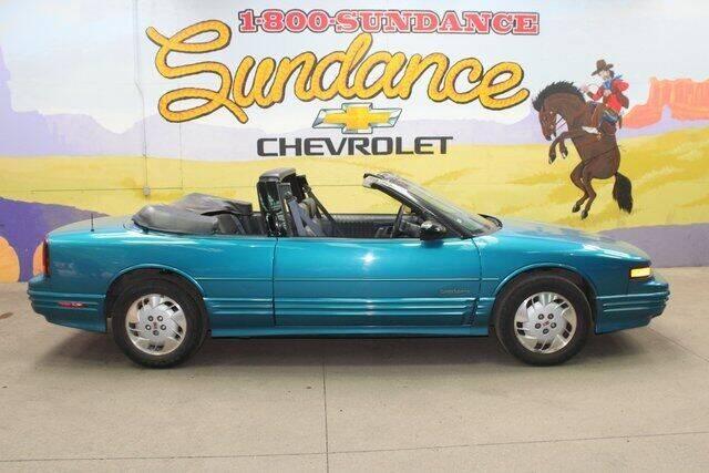 1992 Oldsmobile Cutlass Supreme for sale at Sundance Chevrolet in Grand Ledge MI