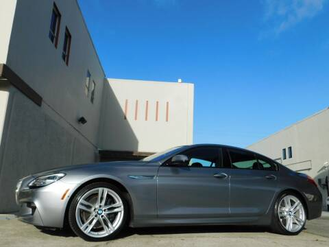 2017 BMW 6 Series for sale at Conti Auto Sales Inc in Burlingame CA