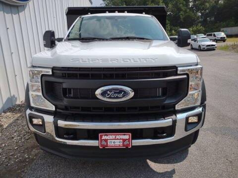 2021 Ford F-550 Super Duty for sale at CU Carfinders in Norcross GA
