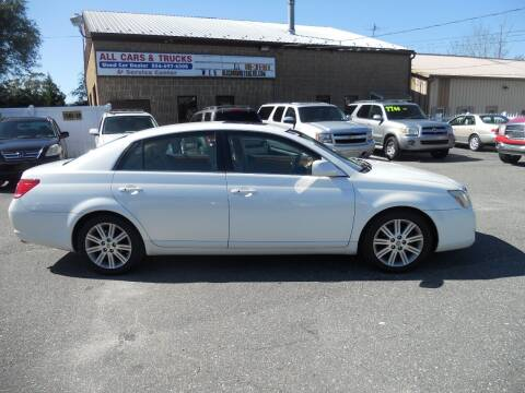 2007 Toyota Avalon for sale at All Cars and Trucks in Buena NJ