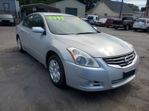 2012 Nissan Altima for sale at Allen's Auto Sales LLC in Greenville SC
