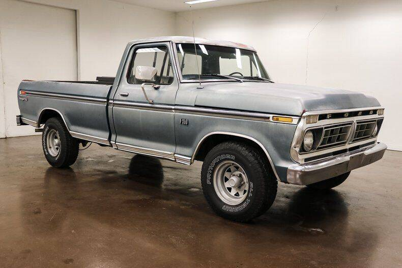 1976 Ford F-150 for sale in Sherman, TX