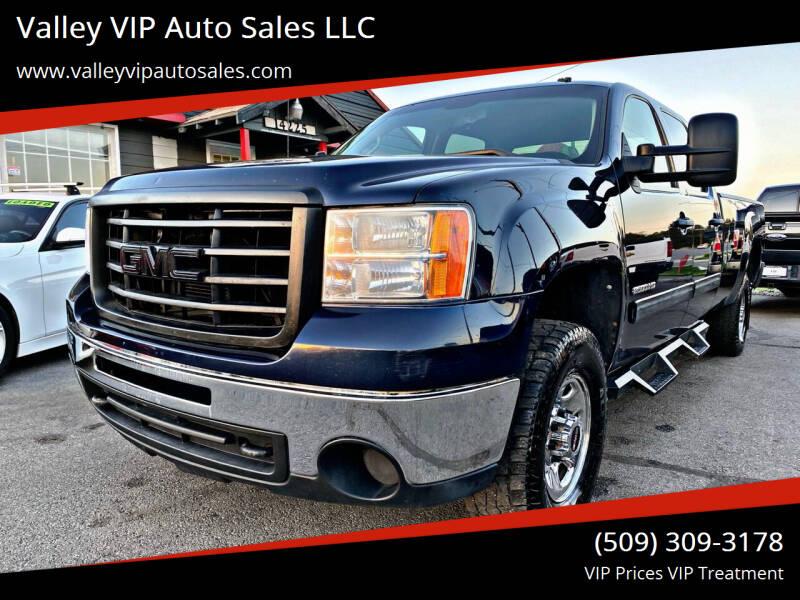 2010 GMC Sierra 2500HD for sale at Valley VIP Auto Sales LLC - Valley VIP Auto Sales - E Sprague in Spokane Valley WA
