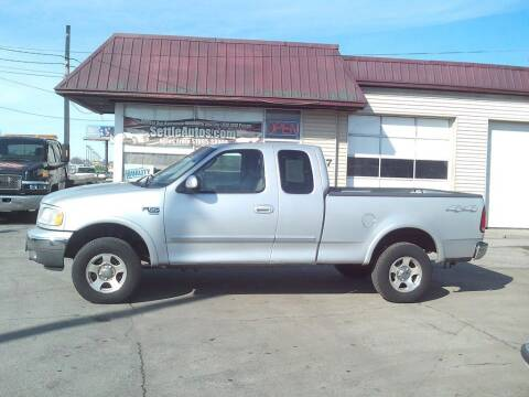 2002 Ford F-150 for sale at Settle Auto Sales TAYLOR ST. in Fort Wayne IN