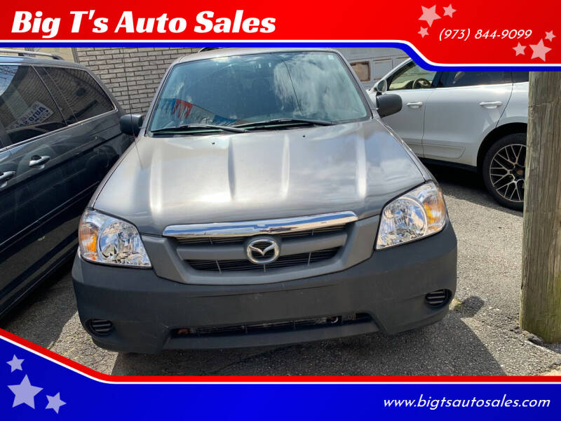 2005 Mazda Tribute for sale at Big T's Auto Sales in Belleville NJ