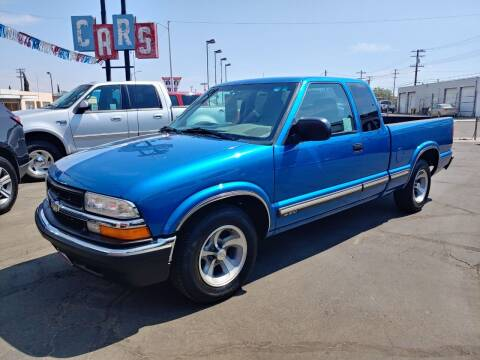 2000 Chevrolet S-10 for sale at Faggart Automotive Center in Porterville CA