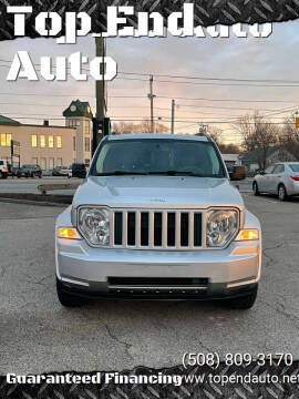 2012 Jeep Liberty for sale at Top End Auto in North Atteboro MA