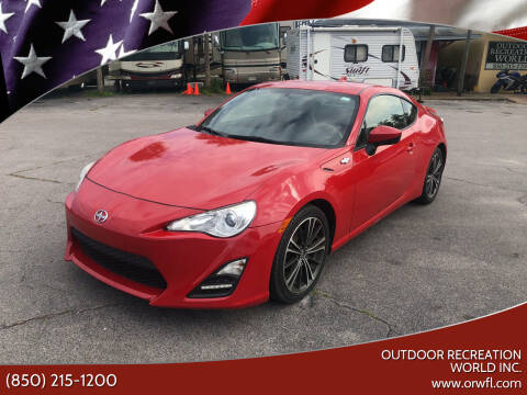 2015 Scion FR-S for sale at Outdoor Recreation World Inc. in Panama City FL
