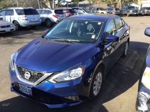 2019 Nissan Sentra for sale at Royal Moore Custom Finance in Hillsboro OR