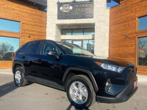 2020 Toyota RAV4 for sale at Hamilton Motors in Lehi UT