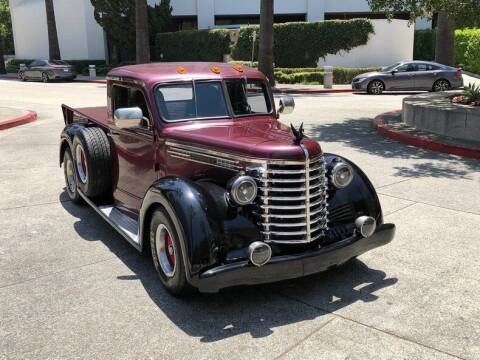 1947 Diamond-T 201