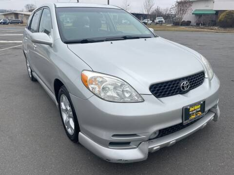 2003 Toyota Matrix for sale at Shell Motors in Chantilly VA