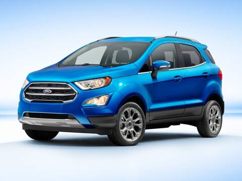 2021 Ford EcoSport for sale at Mr Intellectual Cars in Troy MI