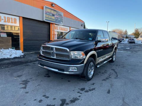 2011 RAM Ram Pickup 1500 for sale at Lehigh Valley Truck n Auto LLC. in Schnecksville PA