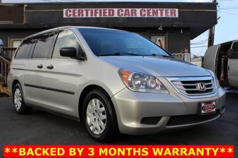 2008 Honda Odyssey for sale at CERTIFIED CAR CENTER in Fairfax VA