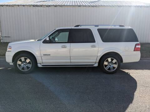 2008 Ford Expedition EL for sale at TNK Autos in Inman KS