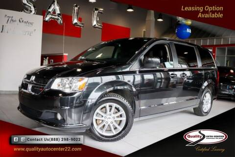 2018 Dodge Grand Caravan for sale at Quality Auto Center of Springfield in Springfield NJ