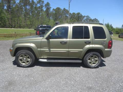 2002 Jeep Liberty for sale at Ward's Motorsports in Pensacola FL