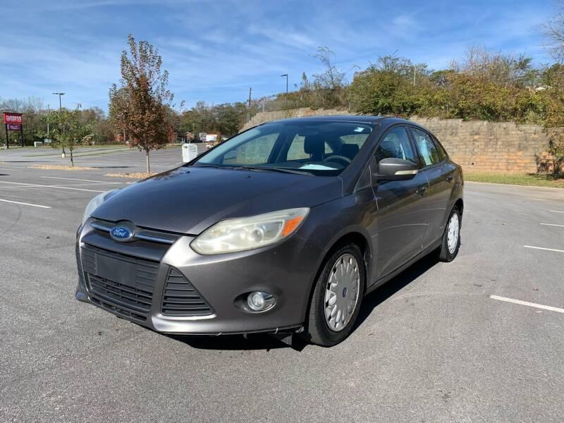 2012 Ford Focus for sale at Allrich Auto in Atlanta GA