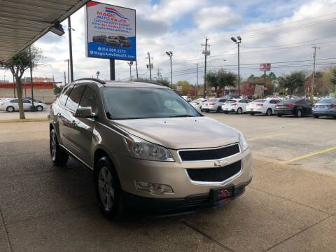 2011 Chevrolet Traverse for sale at Magic Auto Sales in Dallas TX