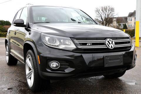 2014 Volkswagen Tiguan for sale at Prime Auto Sales LLC in Virginia Beach VA