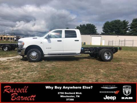 2020 RAM Ram Chassis 3500 for sale at Russell Barnett Chrysler Dodge Jeep Ram in Winchester TN