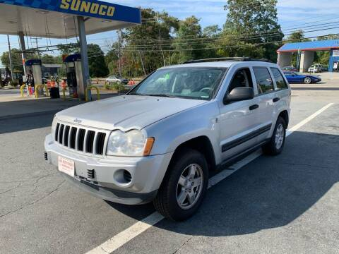 2006 Jeep Grand Cherokee for sale at Gia Auto Sales in East Wareham MA