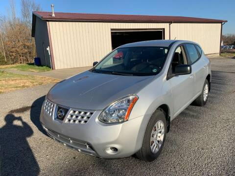 2009 Nissan Rogue for sale at Best Buy Auto Sales in Murphysboro IL