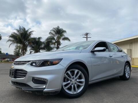 2018 Chevrolet Malibu for sale at Imports Auto Outlet in Spring Valley CA