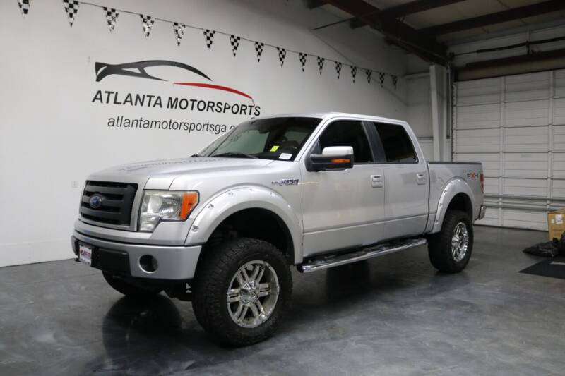2010 Ford F-150 for sale at Atlanta Motorsports in Roswell GA