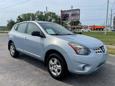 2014 Nissan Rogue Select for sale at Albi Auto Sales LLC in Louisville KY