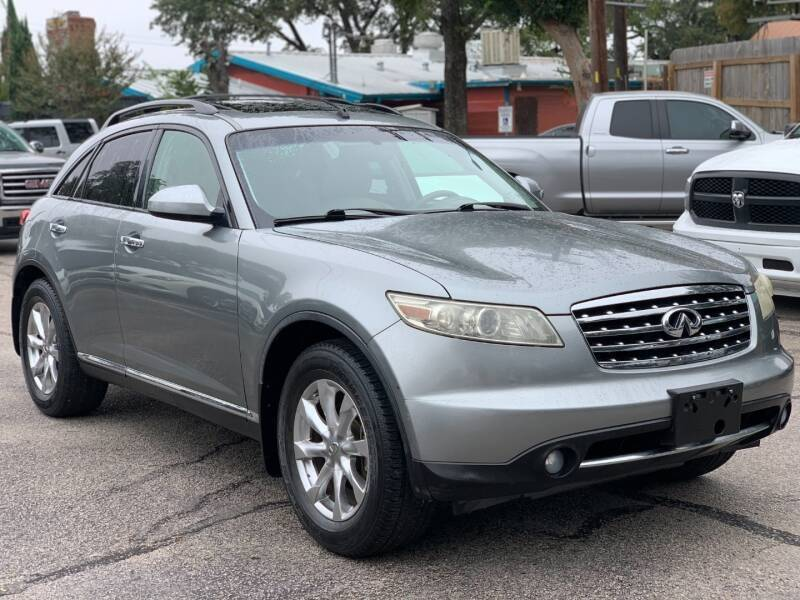2008 Infiniti FX35 for sale at AWESOME CARS LLC in Austin TX