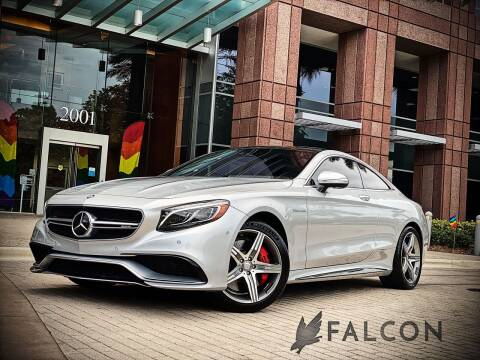 2015 Mercedes-Benz S-Class for sale at FALCON MOTOR GROUP in Orlando FL
