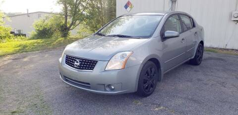 2008 Nissan Sentra for sale at ALL AUTOS in Greer SC