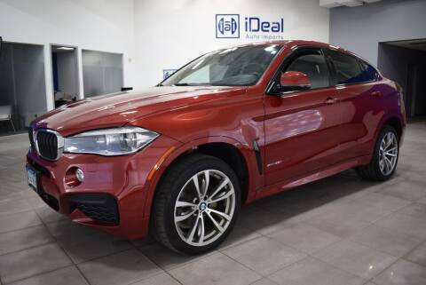 2017 BMW X6 for sale at iDeal Auto Imports in Eden Prairie MN