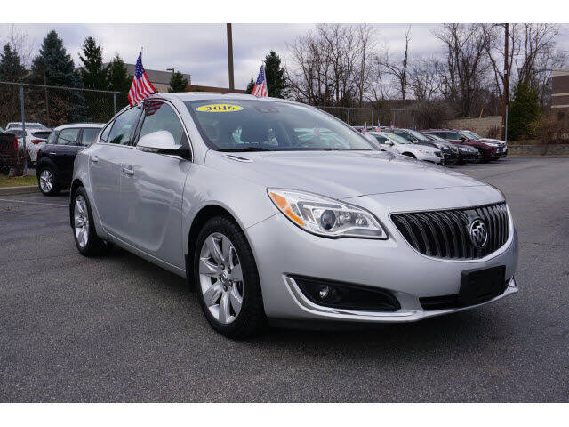 2016 Buick Regal for sale at Classified pre-owned cars of New Jersey in Mahwah NJ