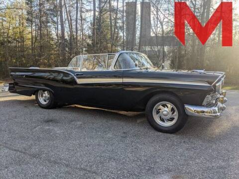 1957 Ford Fairlane for sale at INDY LUXURY MOTORSPORTS in Fishers IN
